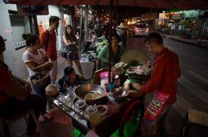 KaSP StraÃenkoch Bangkok